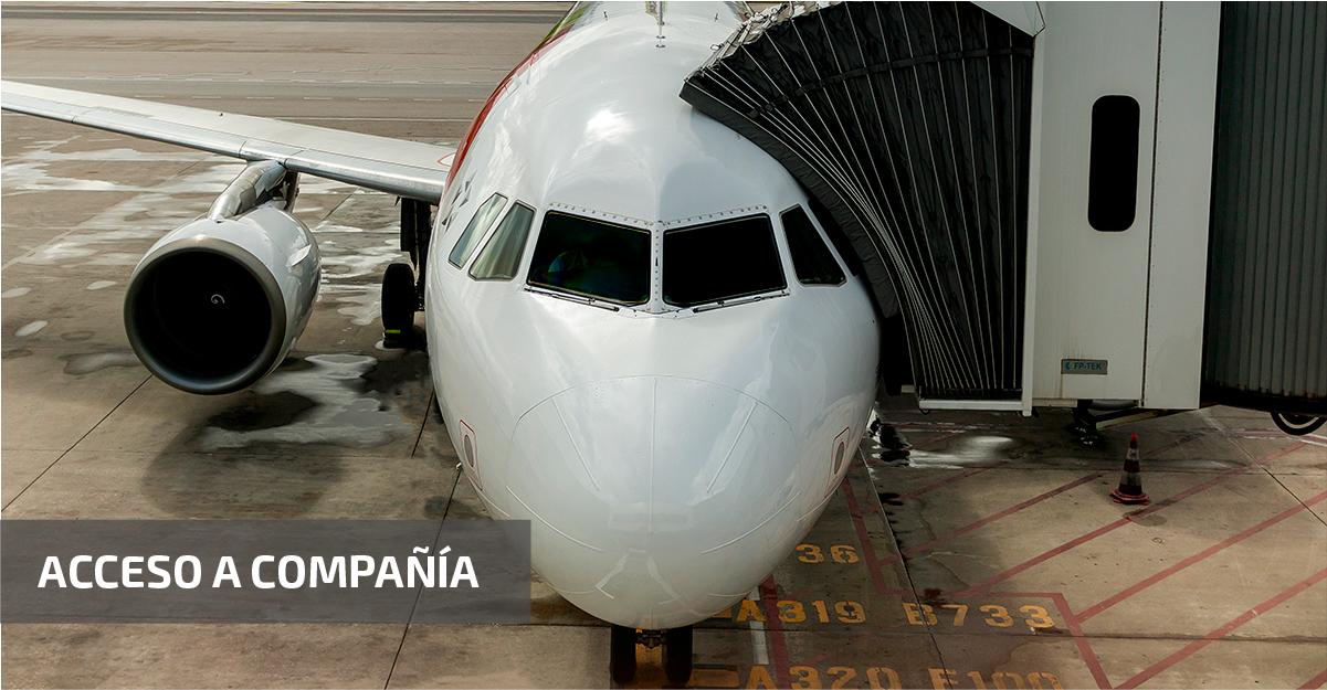 Preparación de Acceso a Compañía Aérea
