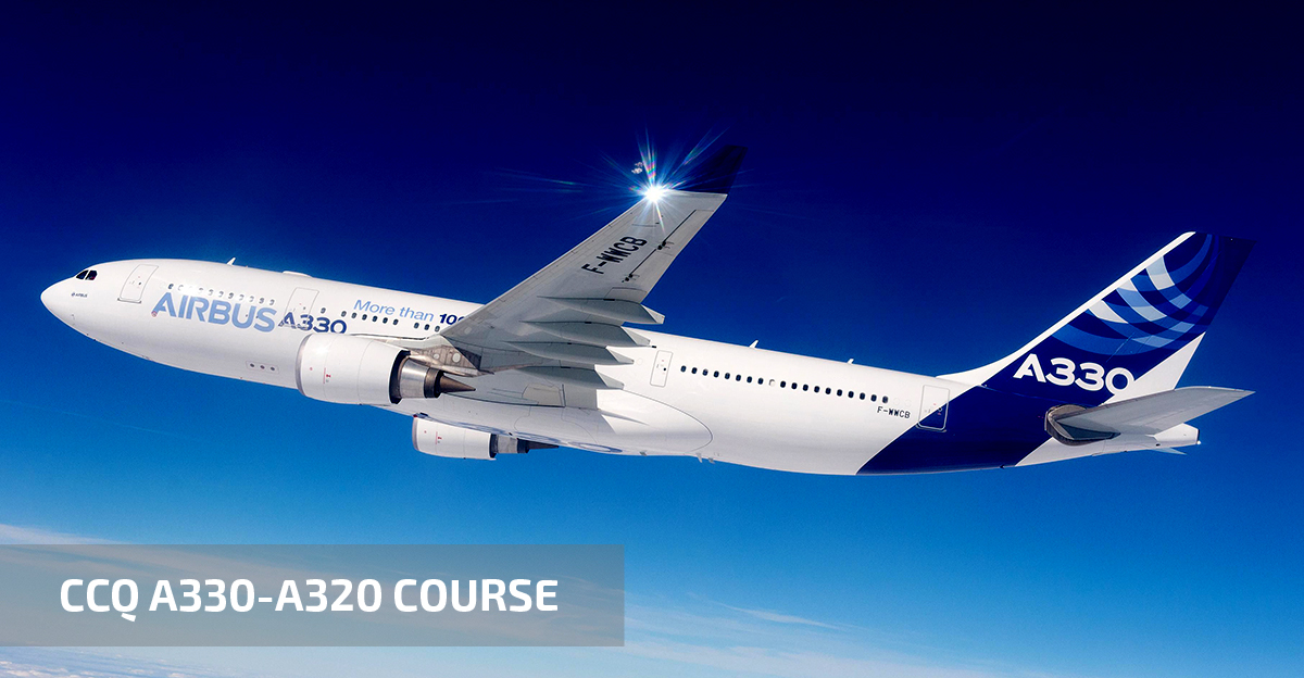CCQ A330-A320 Course