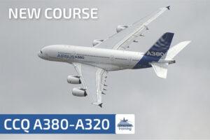 CCQ A380-A320 Simcrew Training