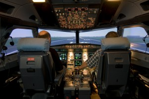 A320 Type Rating - Habilitación de Tipo A320 Simcrew Training