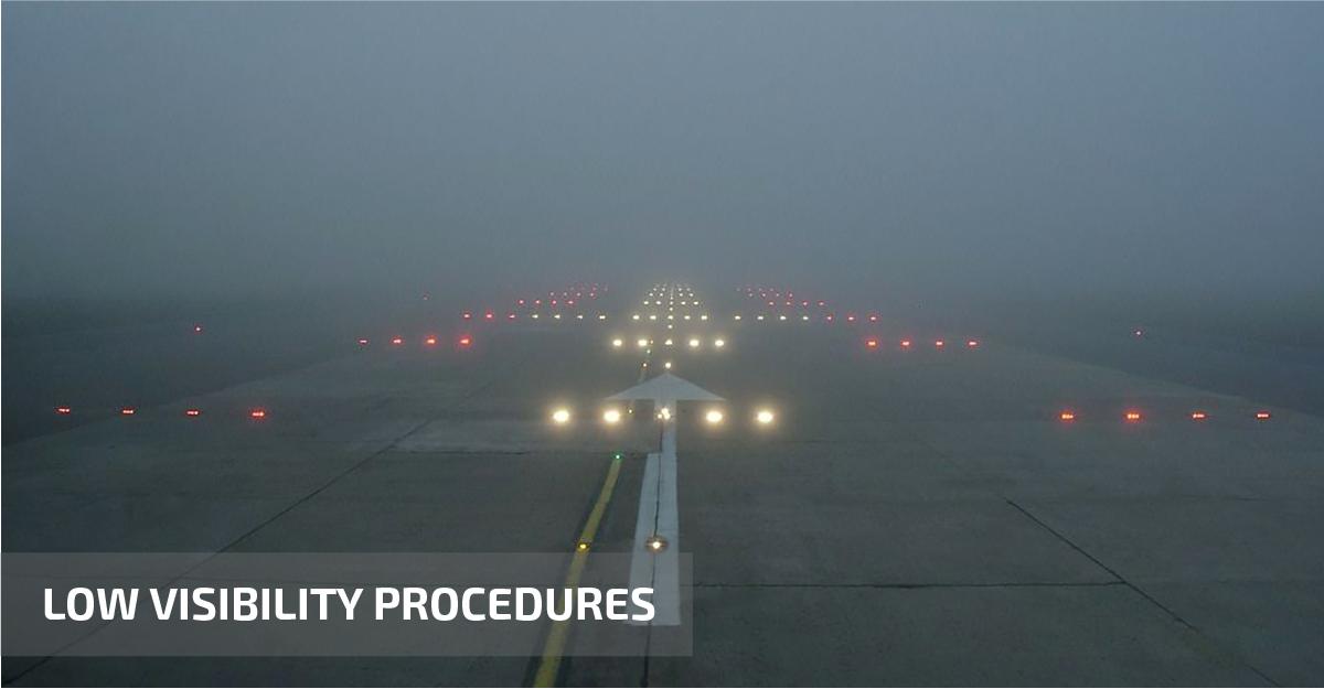 LVP - Low Visibility Procedures