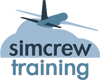 Simcrew Training Logo
